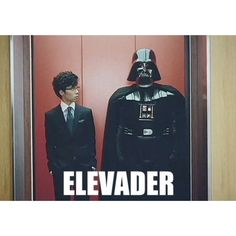 Elevader #StarwarsEdition