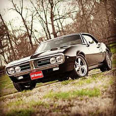 Extremely hot 1967 Firebird