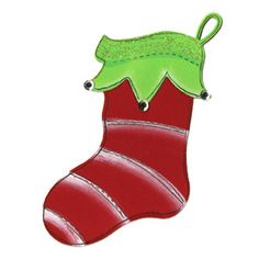 Sizzix Originals Die Stocking #2
