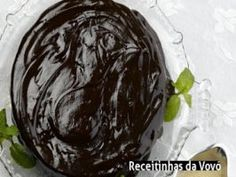 Bolo mole de chocolate - Veja a receita
