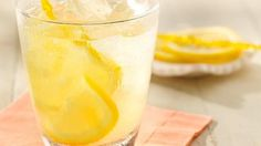 Fresh, light and lemony margarita sweetened with a touch of honey.