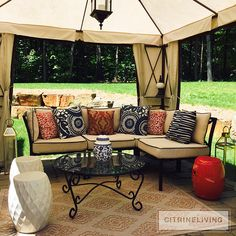 OUTDOOR WISHLIST – CITRINELIVING