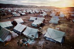 'Refugee camp in Peshawar', 1984.   24 Striking Pictures Of Afghanistan By Photojournalist Steve McCurry