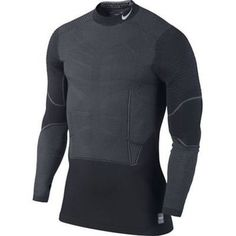 Wear this top this winter at UPS under my short sleeve brown shirt. Mens Athletic Fashion, Athletic Outfits, Athletic Clothes, I Am Batman, Nike Pro Combat, Gym Style, Gym Wear, Nike Pros, Mens Fitness