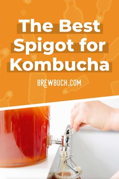 Using a spigot for your kombucha is a great way to make the home brewing process more easy and clean. But which is the best spigot for kombucha? And what needs to be done to properly care for your spigot? Breaking it all down here!