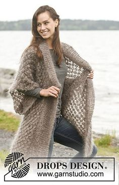 FREE--pattern oversize lace jacket 41-2_medium