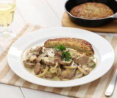 Egy finom Tokány zürichi módra ebédre vagy vacsorára? Tokány zürichi módra Receptek a Mindmegette.hu Recept gyűjteményében!