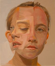 "Patch by Jeff Huntington, 2011, oil on canvas, 24"" x 20"", Courtesy of Porter Contemporary"