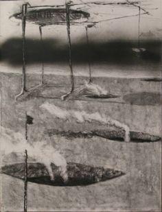 "Saatchi Art Artist Gregory Kitterle; Drawing, ""Allegory"" #art"