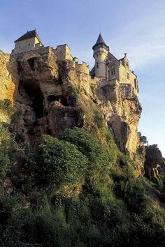 Chateau de Montfort, Dordogne, France: