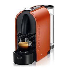 Cafetera de Cápsulas De'Longhi EN 110.O U Nespresso 19 bar 0,7 l 1260 W Naranja - NASHOOP