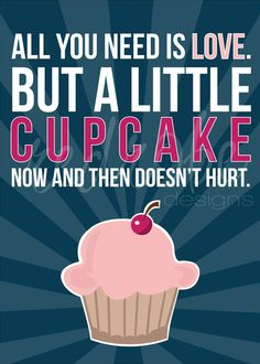 Because I'm trying to avoid a sweet attack at work Cupcake Puns, Cupcake Quotes, Cupcake Art, Cupcake Cakes, Baking Quotes, Food Quotes, Funny Quotes, All You Need Is Love, My Love