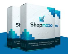 ShopMozo Unlimited Stores Builder Software - 1Click-Easy Cloud-Based Affiliate Store Builder that Uses the Power of Videos, SEO & Social Media to Automatically Add Affiliate Products from Top E-Commerce Giants- Amazon, Ebay & Ali Express Each Day and Get Viral Traffic to Get Huge Sales & Commissions on Autopilot