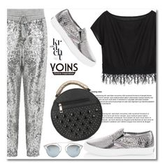 """""""Yoins #2"""" by aida-nurkovic ❤ liked on Polyvore featuring White House Black Market, Christian Dior, polyvoreeditorial, polyvorefashion, polyvoreset and yoins"""