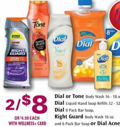 Get Right Guard Body Wash Only $3.00 At Rite Aid After Printable Coupon and Sale!