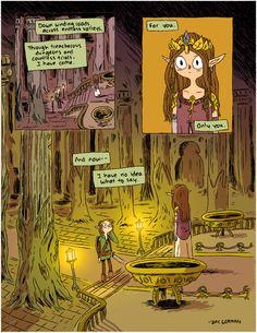 Legend of Zelda by Zac Gorman. - Imgur