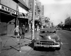 Mission district/1984 (Mish between 17th and 18th), San Francisco by Dizzy Atmosphere, via Flickr