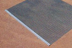 Drag Mats 181321: Steel Monster Drag Mat - 6 X 4 - Baseball/Softball Field Maintenance BUY IT NOW ONLY: $335.95