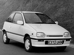 Daihatsu Leeza Hatchback Sedan - 1986