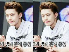 Sehun @ Mnet Hot Moment xoxo EXO Ep.4