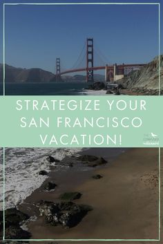 There is so much to see in San Francisco between Alcatraz, Fisherman's Wharf, the Fine Arts Palace, Land's End, Golden Gate Park, and so much more! Trying to see it all while on vacation requires a game plan. So I want to write this post to help you strategize (as best I can) your visit and get the most out of your stay in San Francisco. - The Confused Millennial