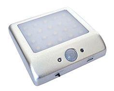 Fazer-LT Motion Sensor LED Light - Detector Senses Motion…