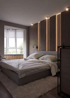 43 Sleek Contemporary Bedroom Designs For Your New Home Hotel Bedroom Design, Master Bedroom Design, Home Bedroom, Bedroom Furniture, Modern Furniture, Furniture Design, Contemporary Bedroom Decor, Modern Bedroom Design, Bedroom Designs