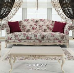 """SOFA SHABBY CHIC """