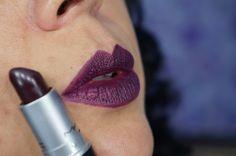 Maquiagem é mara : Batom MAC Instigator
