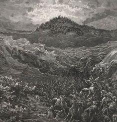 La Sainte Bible selon la Vulgate. Traduction nouvelle avec les dessins de Gustave Doré. Tome 1 | Gallica