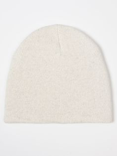 Unisex Recycled Cotton-Acrylic Blend Beanie | Brimmed Hats | Accessories Headwear | American Apparel