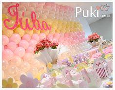 Blog Puki – Convites e lembrancinhas » Jardim encantado da Júlia