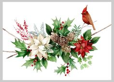 Victoria Nelson - Xmas Botanical 7 Copy