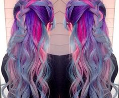 HairStyles   We Heart It