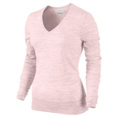 Nike Ladies Core V-Neck Golf Sweaters - Assorted Colors