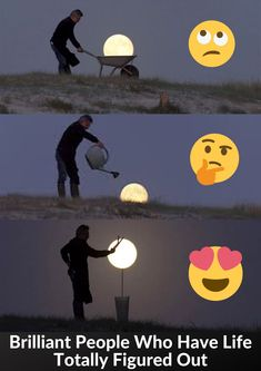 The post Awesome one photography timging in planting of moon appeared first on Gag Bee. Most Hilarious Memes, Super Funny Memes, Life Quotes Pictures, Funny Pictures, Nature Pictures, Weird Facts, Fun Facts, True Interesting Facts, Cool Illusions