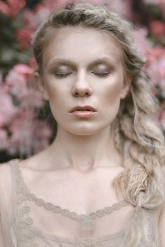 | Blossom | One of my all time favourite series, and certainly one of those I could happily photograph again and again. Full series: www.ellaruth.co.uk/blog/blossom  Model: Anna Wielgosz MUA: Luciana Petrossian Hair: Sandra Parsons Assistance: Adam Rowney