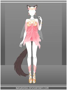 Raffle Prize by Nagashia.deviantart.com on @DeviantArt