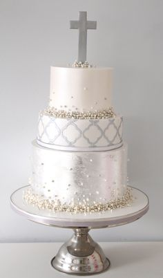 Image result for beautiful first holy communion cakes for boys