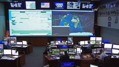 Spacecraft Control Center For (page 4) - Pics about space