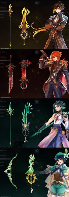 Different Forms Of Art, Drawing Expressions, Weapon Concept Art, Comic Games, Scenery Wallpaper, Albedo, Anime Scenery, Cute Anime Character, Haikyuu Anime