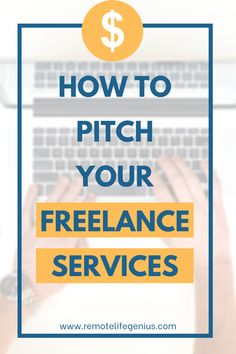 Learn how to create killer pitches that win clients with Remote Life Genius' 5 elements of an amazing pitch. No matter your experience, these steps will help you pitch like a pro and land more gigs for your freelance business. These simple steps will take your pitches from mediocre to confident and help you stand out to potential clients. #RemoteLifeGenius #FreelanceTips #HowToFreelance Business Look, Business Tips, Online Business, Freelance Sites, 5 Elements, Work From Home Tips, Freelance Graphic Design, Work Travel, Find A Job