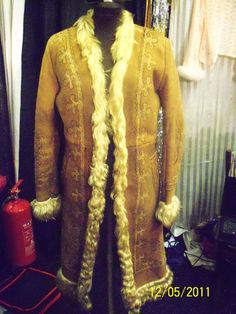 Hippy Afghan coat 1960s by misspollydoll on Etsy, £225.00