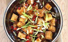 Tofu in Black Pepper Sauce [Vegan] | One Green Planet