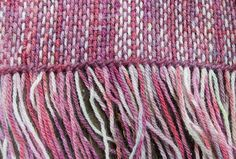 Different ways to finish a piece of weaving                                                                                                                                                      More