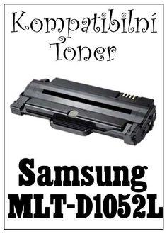 Kompatibilní toner Samsung  MLT-D1052L za bezva cenu 729 Kč