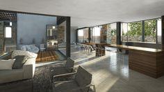 HOUSE TROSKIE STAND 4286 - SOUTHDOWNS by Drawbox Design Studio, via Behance