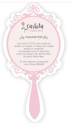 Diy Invitations Princess Party Frozen Belle Silhouettes Princesses Meet