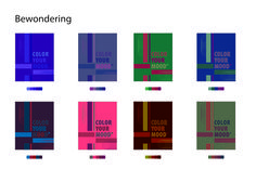 fase 2 : kleurpallet : bewondering