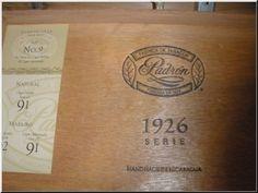 El Fumador Padron Serie 1926 No 9 $432.00